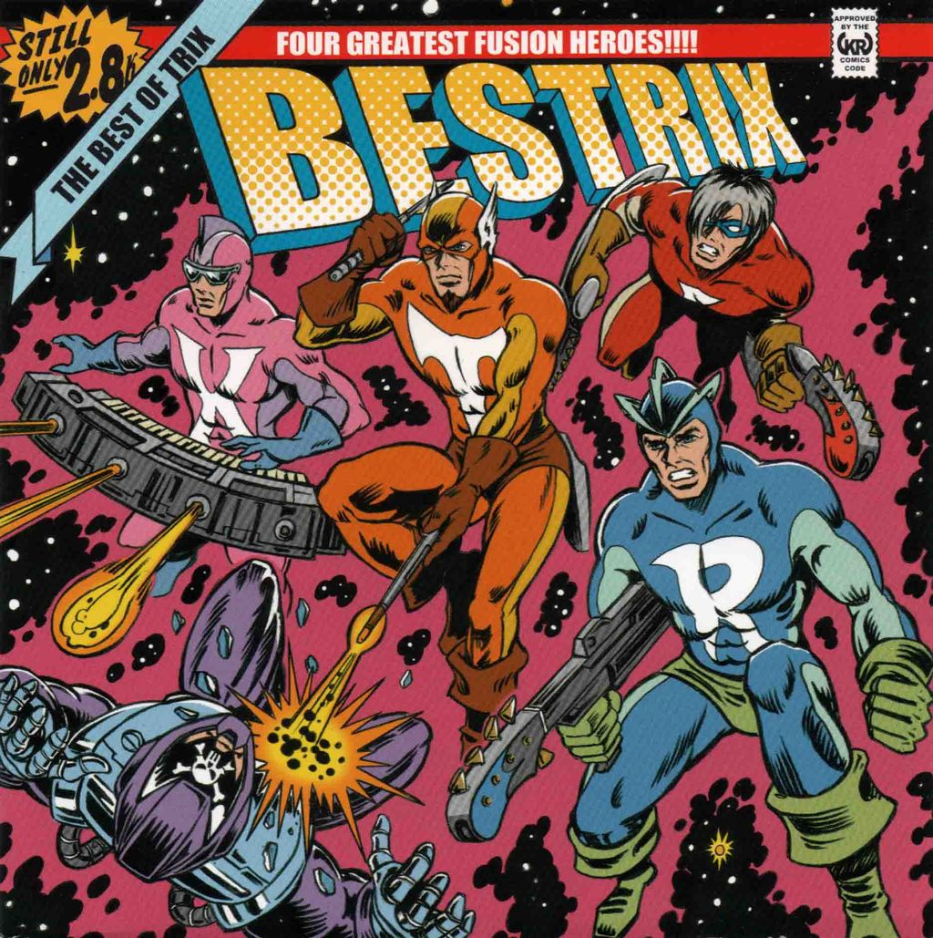 BESTRIX〜THE BEST OF TRIX-1