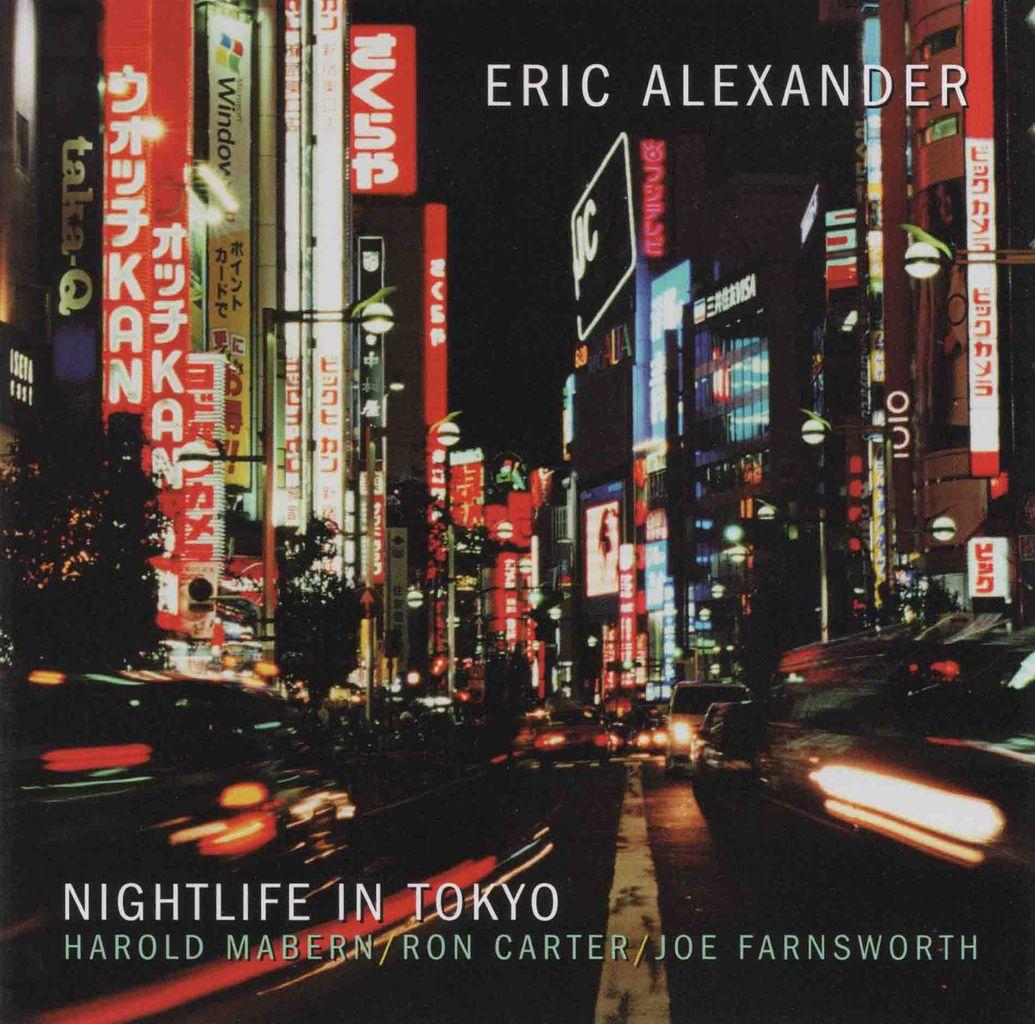 NIGHTLIFE IN TOKYO-1