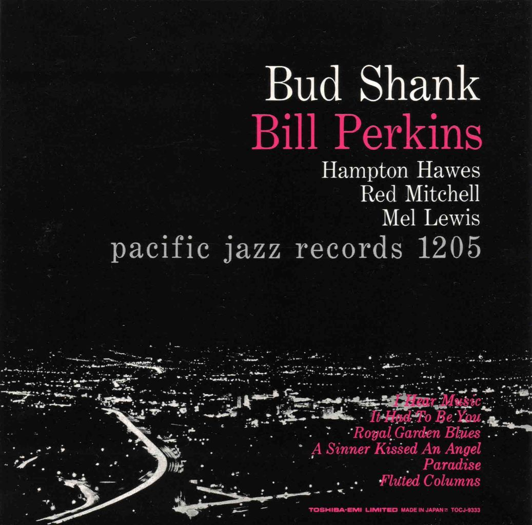 BUD SHANK-SHORT ROGERS-BILL PERKINS-2