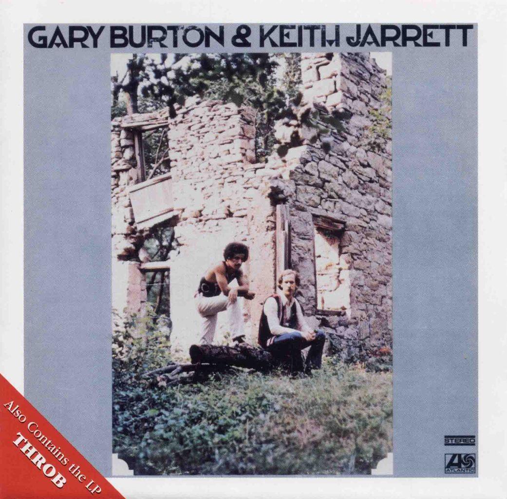 GARY BURTON & KEITH JARRETT-1