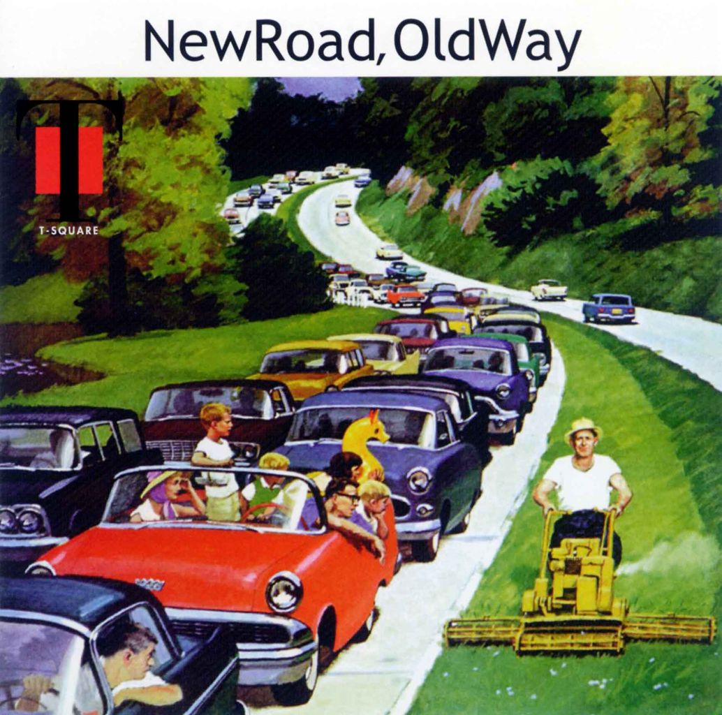 NEW ROAD, OLD WAY-1