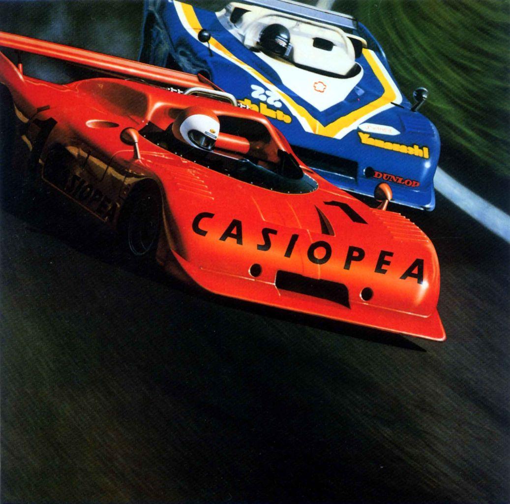 CASIOPEA-1
