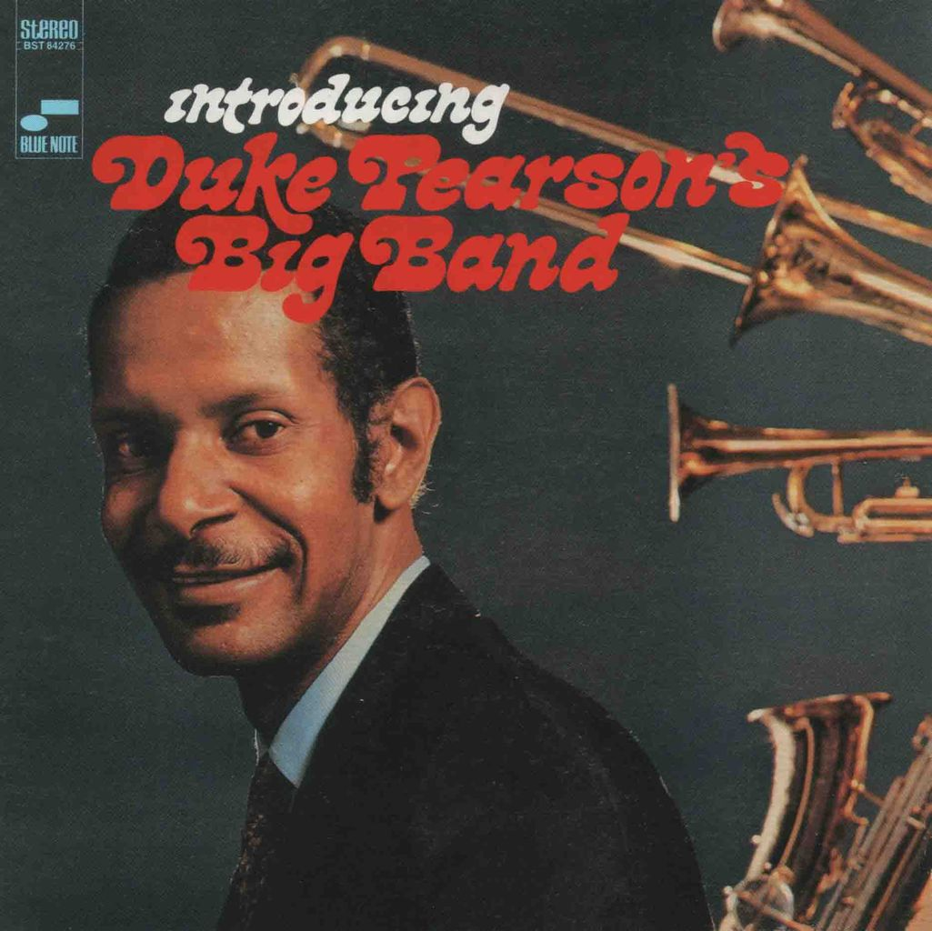 INTRODUCING DUKE PEARSON'S BIG BAND-1