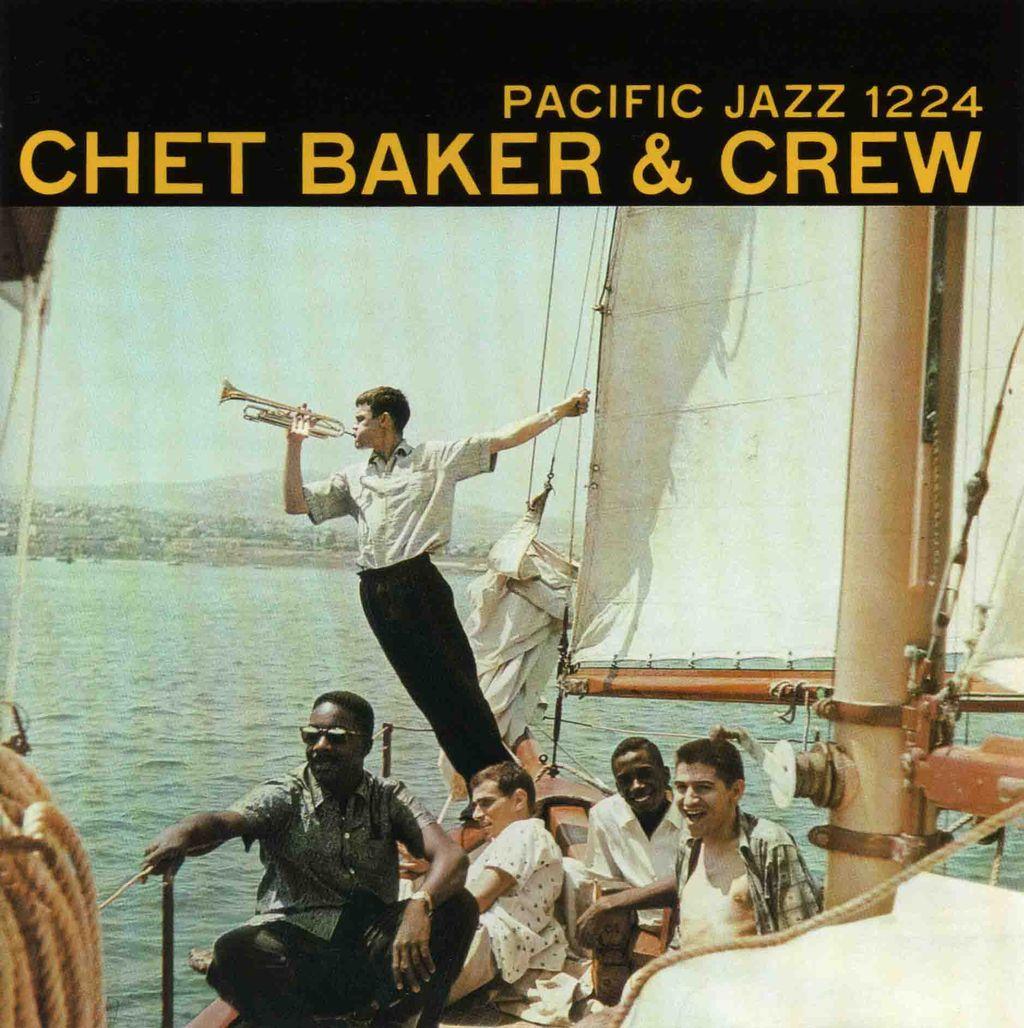 CHET BAKER & CREW-1