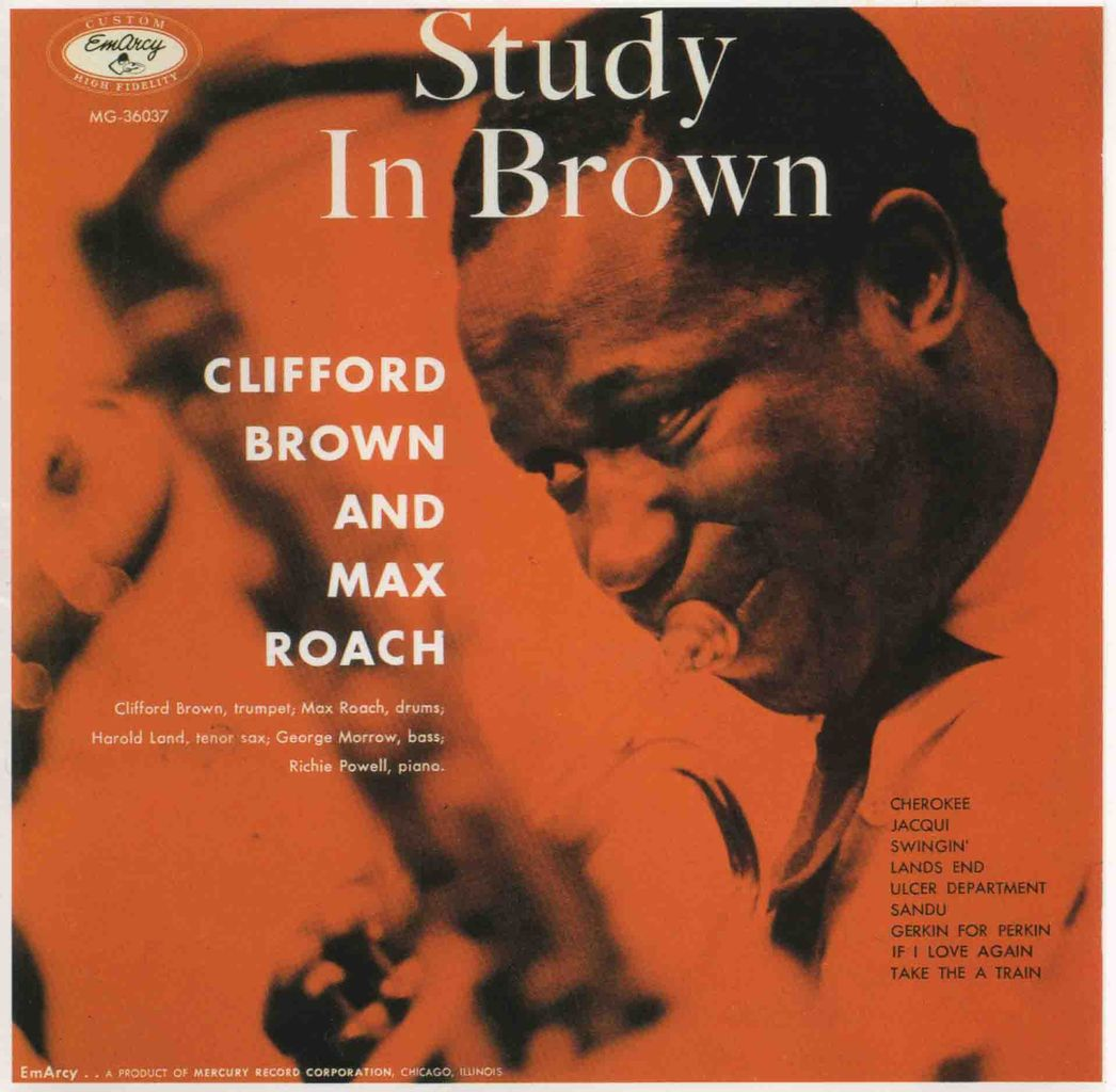 STUDY IN BROWN-1