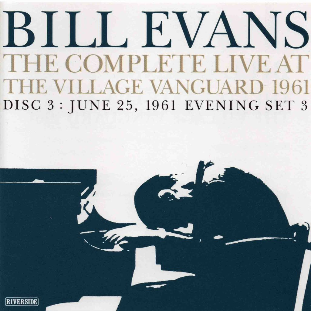 THE COMPLETE LIVE AT THE VILLAGE VANGUARD 1961-7