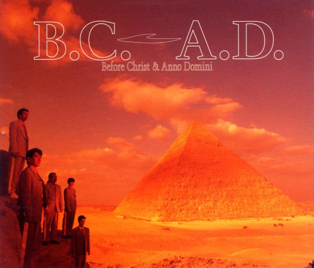 B.C. A.D.(BEFORE CHRIST & ANNO DOMINI)-1