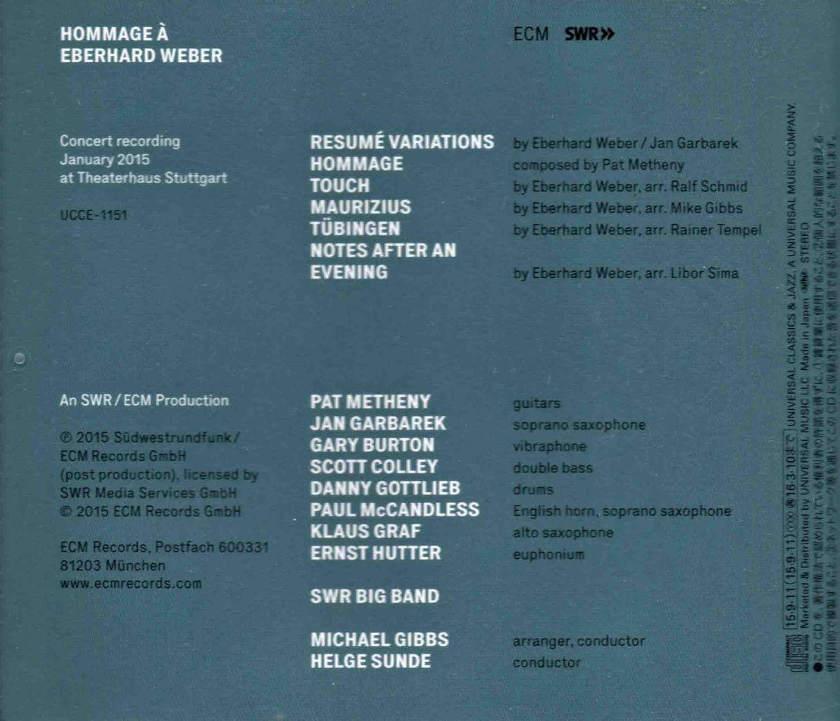 HOMMAGE A EBERHARD WEBER-2