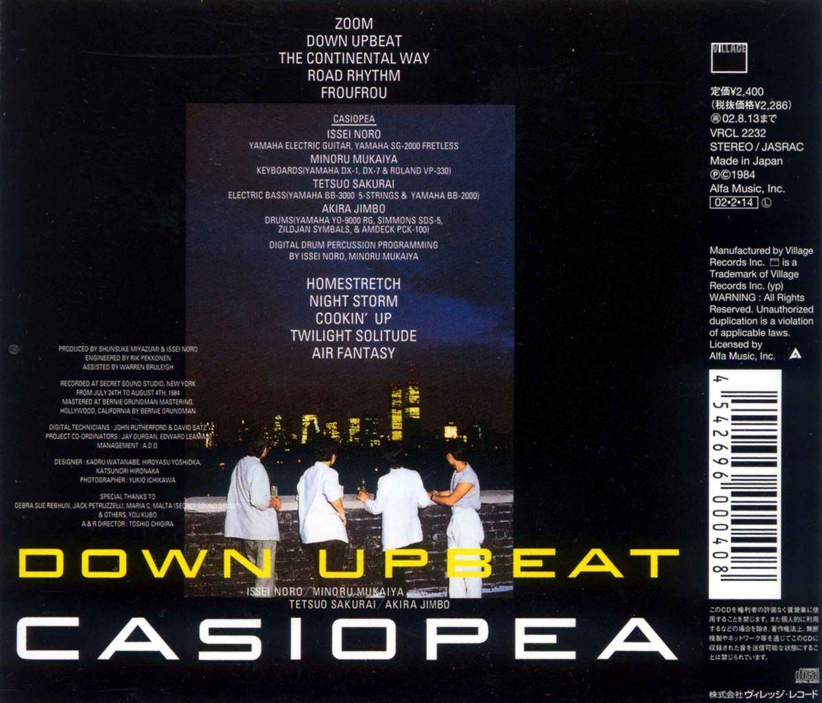 DOWN UPBEAT-2