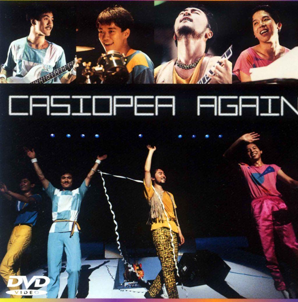 CASIOPEA AGAIN-1