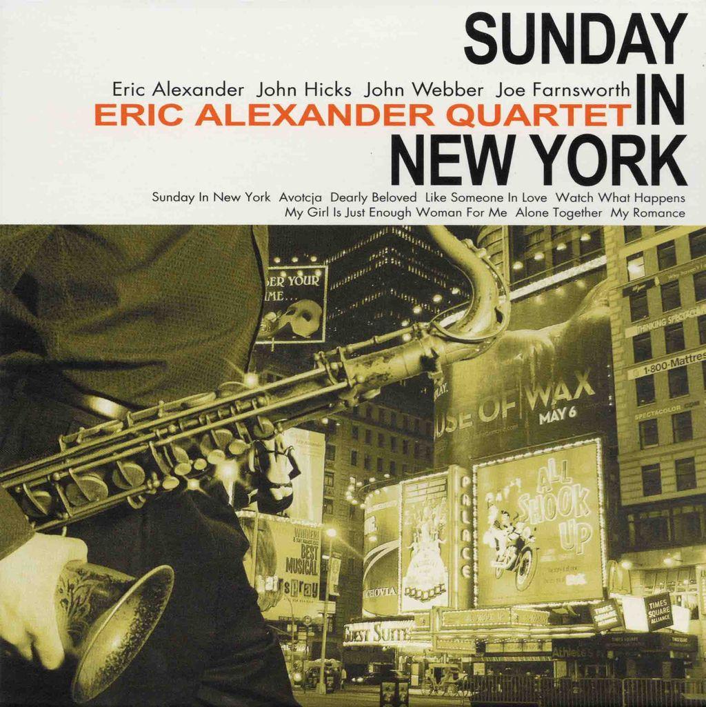SUNDAY IN NEW YORK-1