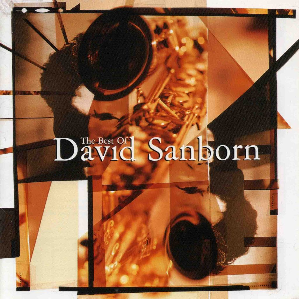 THE BEST OF DAVID SANBORN-1