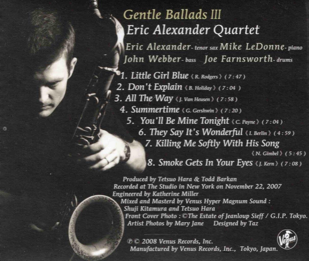 GENTLE BALLADS III-2