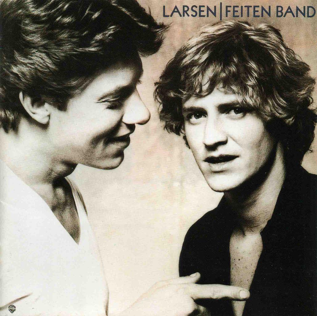 LARSEN-FEITEN BAND-1