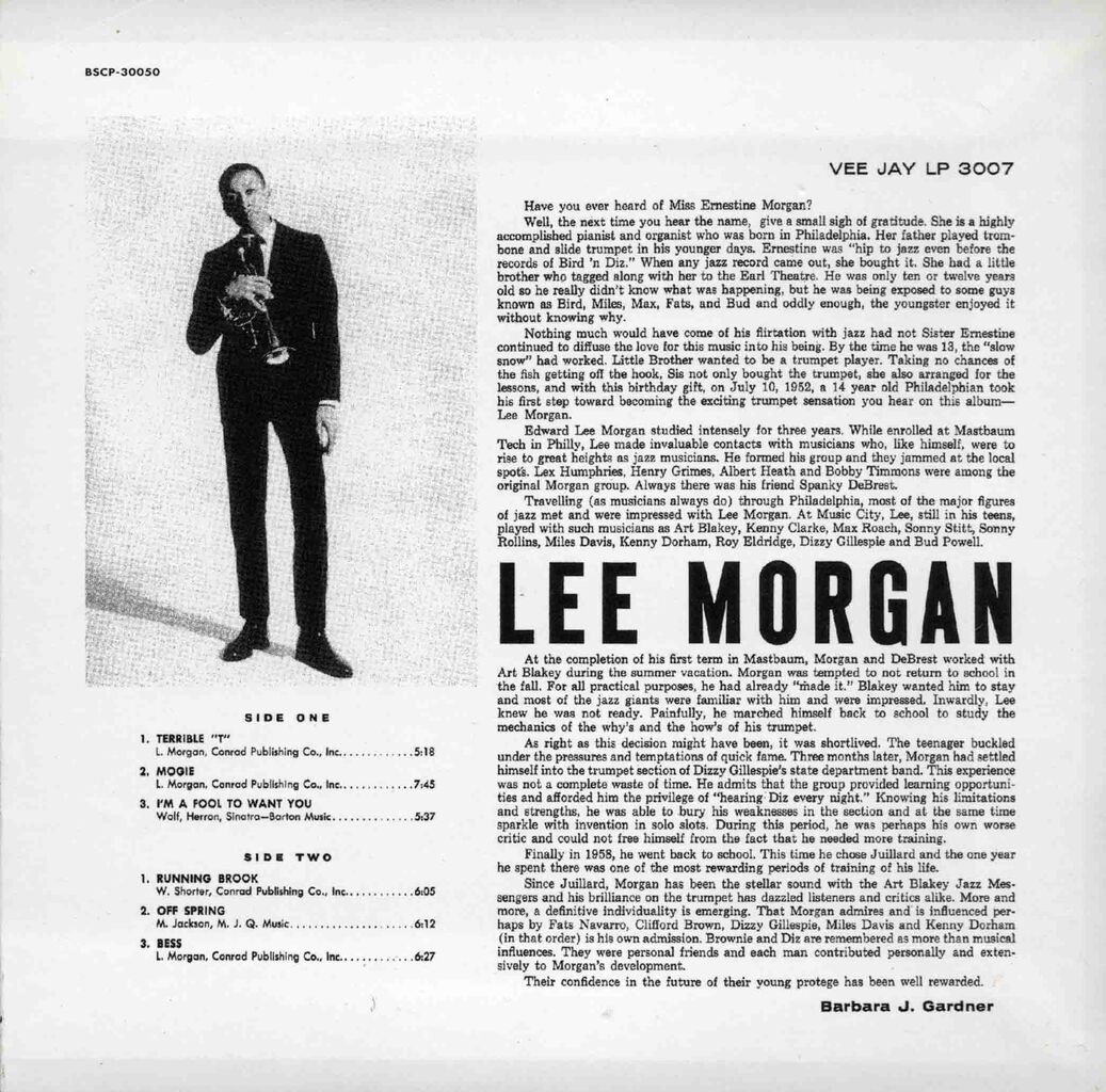 HERE'S LEE MORGAN-2