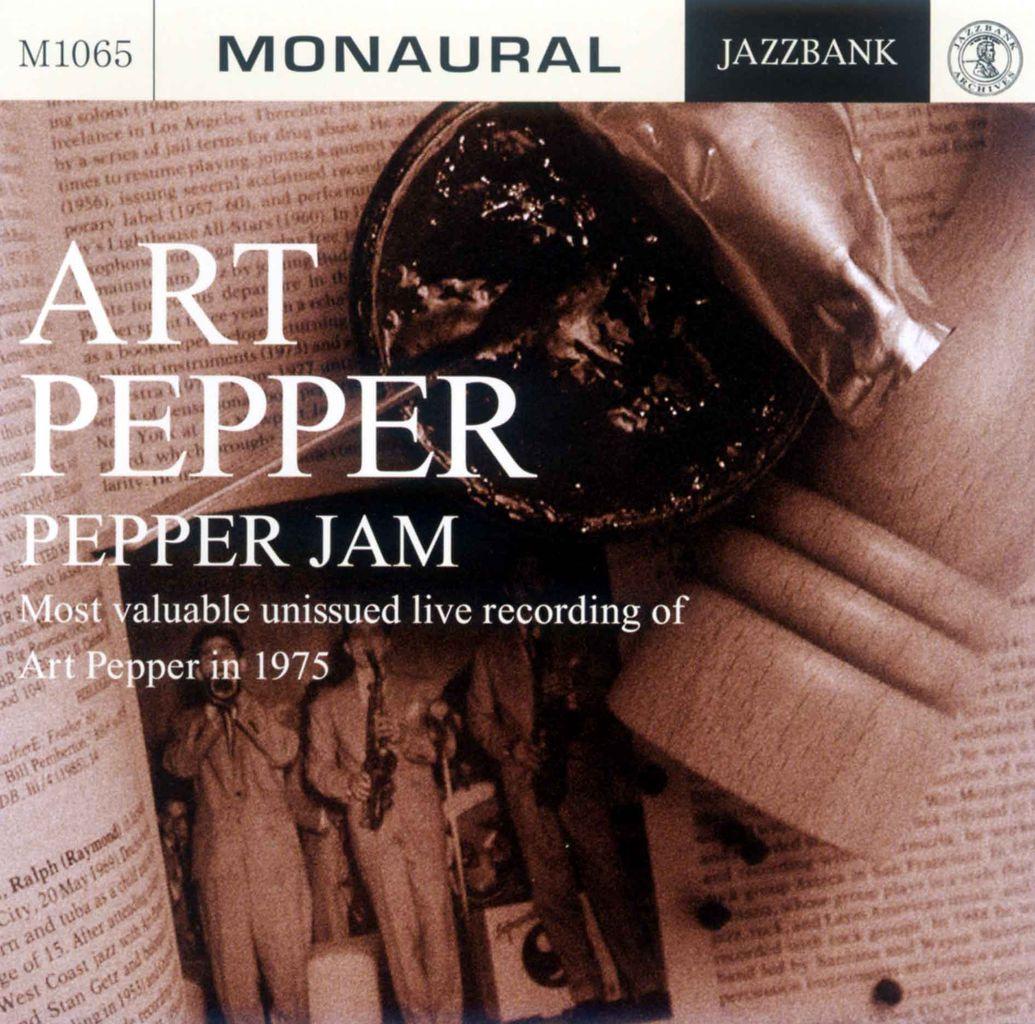 PEPPER JAM-1