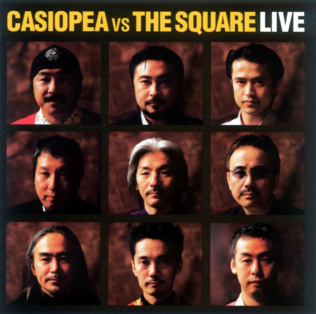CASIOPEA VS THE SQUARE LIVE-1