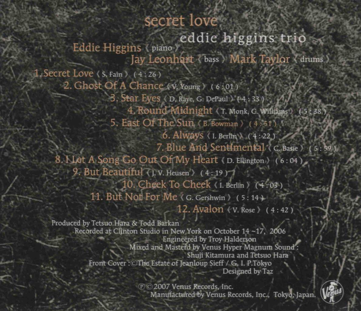 SECRET LOVE-2