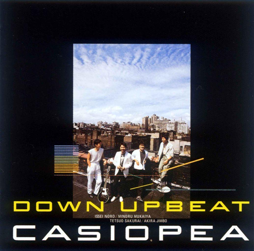 DOWN UPBEAT-1