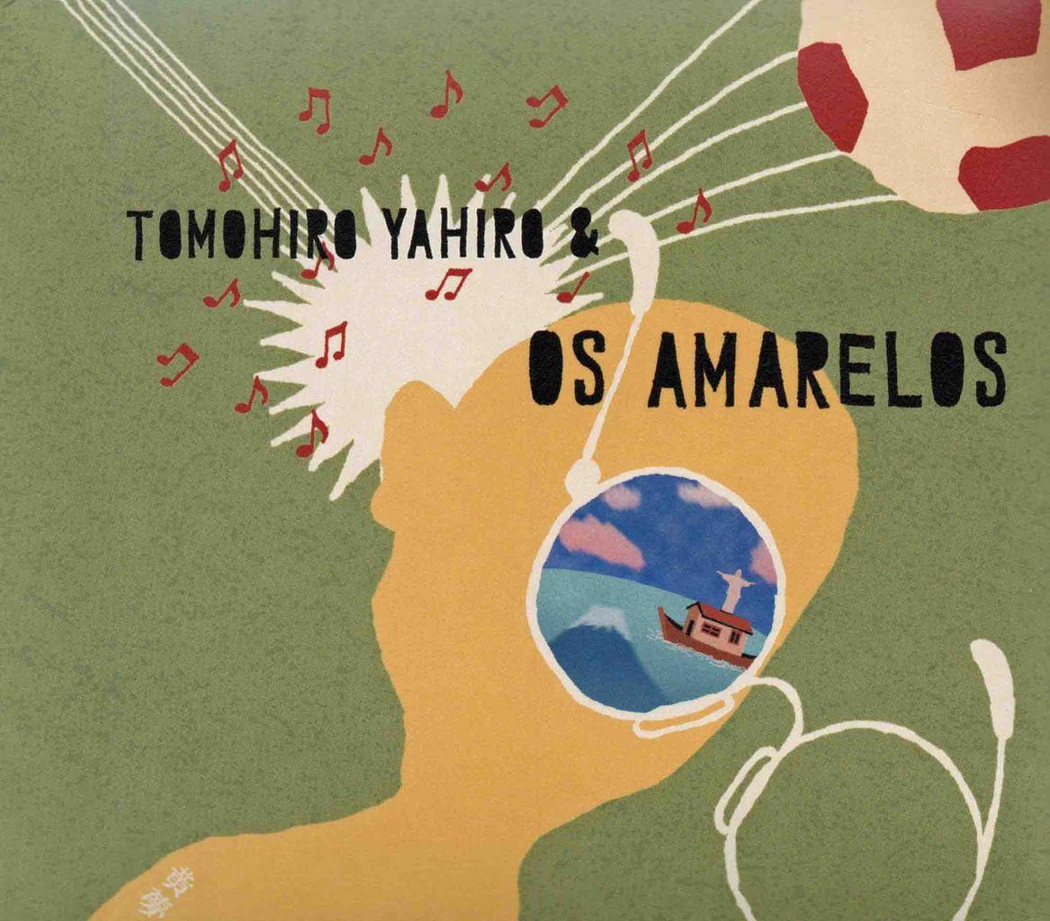 TOMOHIRO YAHIRO & OS AMARELOS-1