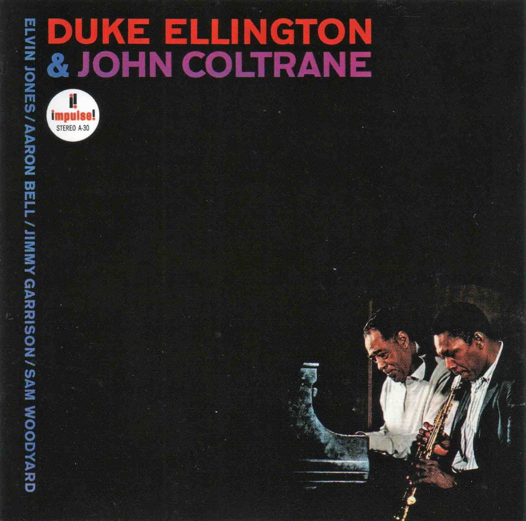 DUKE ELLINGTON & JOHN COLTRANE-1