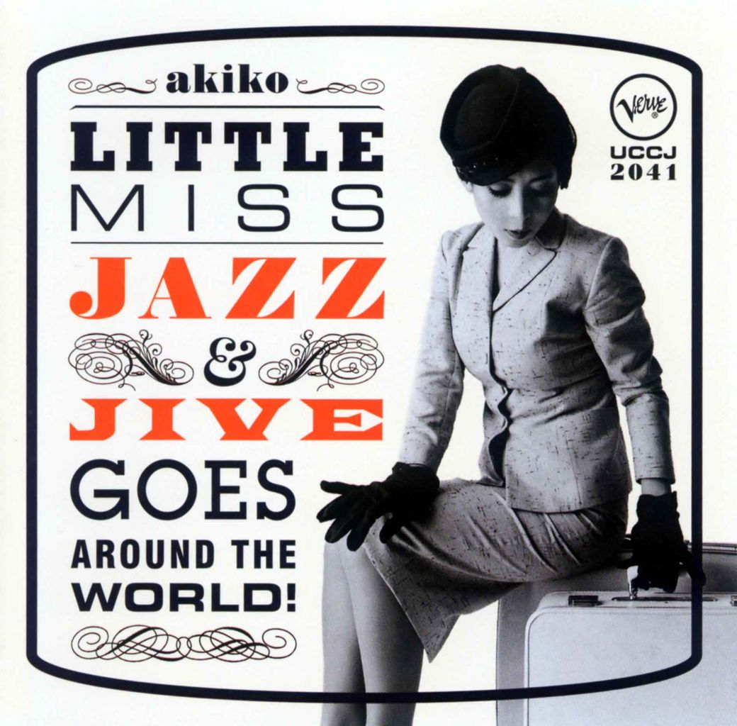 LITTLE MISS JAZZ & JIVE-1