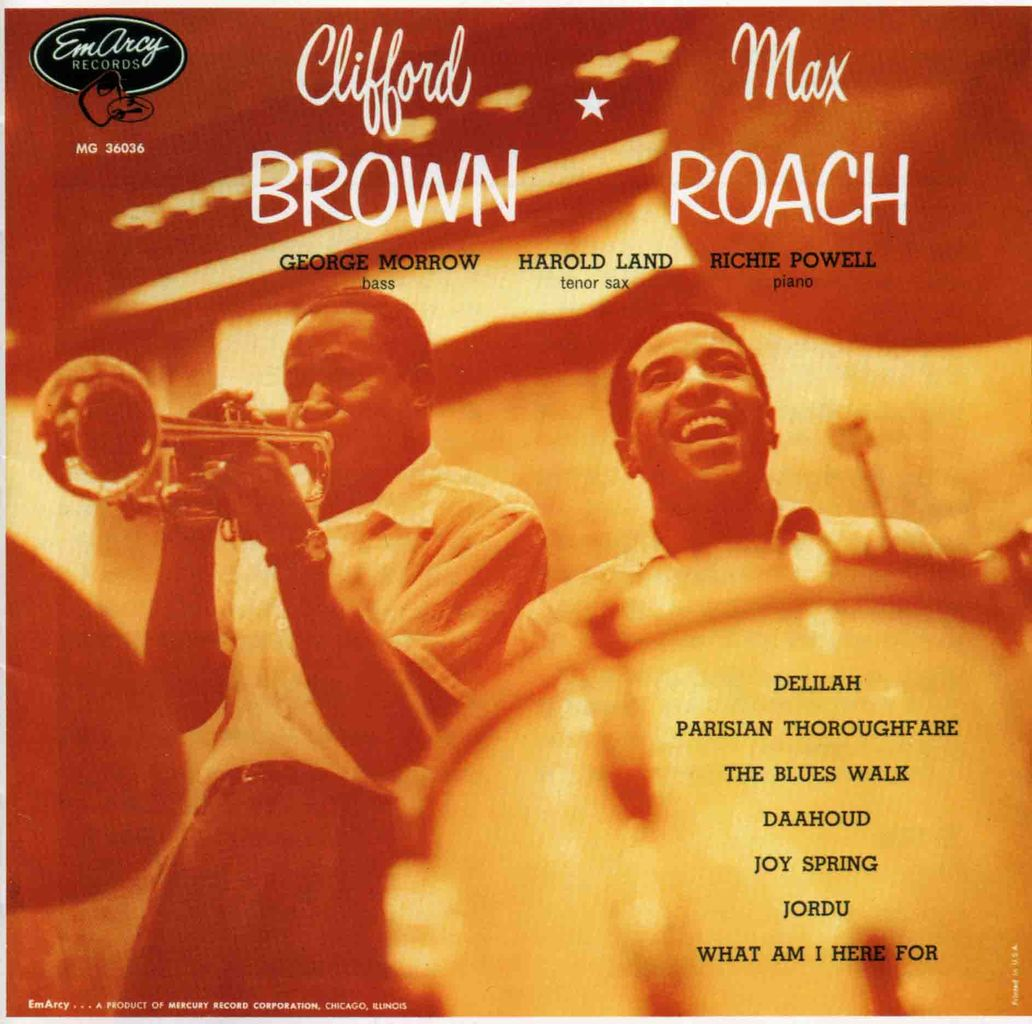 CLIFFORD BROWN=MAX ROACH-1