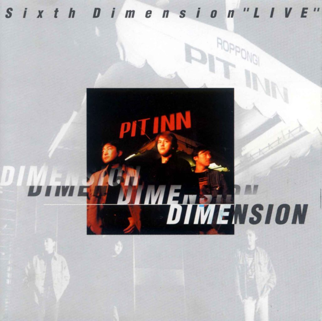 "SIXTH DIMENSION ""LIVE""-1"