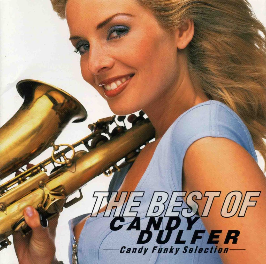 THE BEST OF CANDY DULFER -CANDY FUNKY SELECTION--1