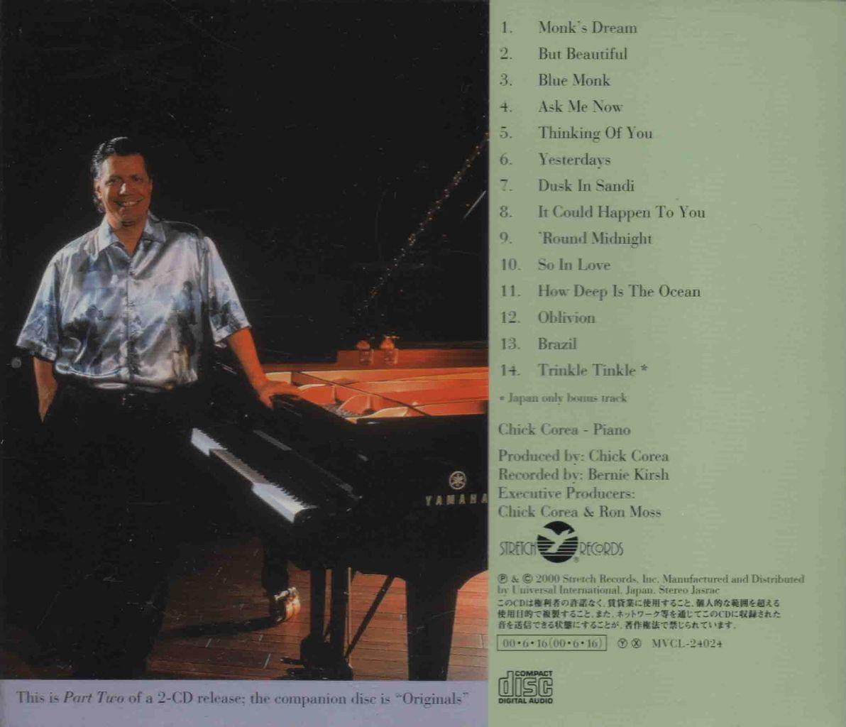 SOLO PIANO - STANDARDS-2