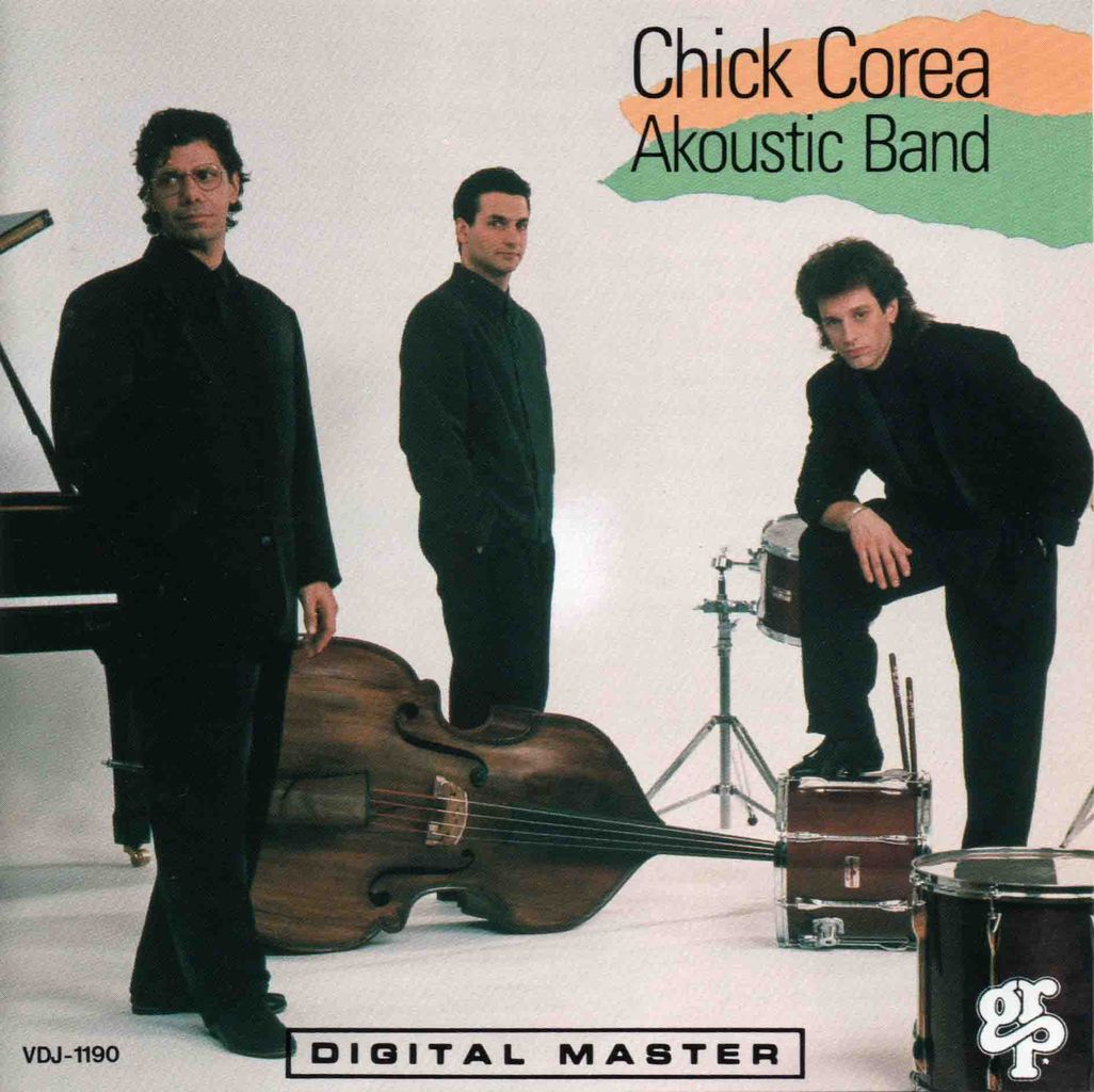 CHICK COREA AKOUSTIC BAND-1