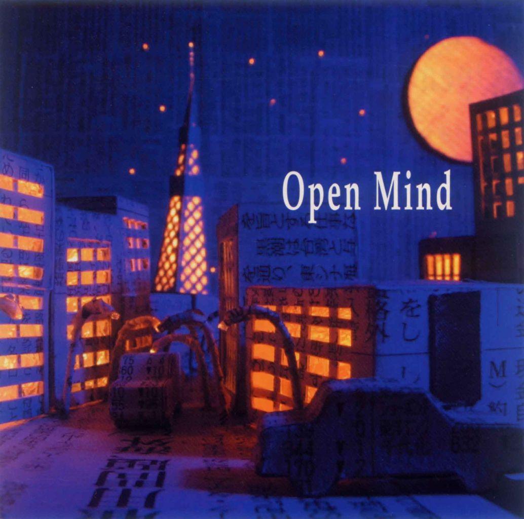 OPEN MIND-1