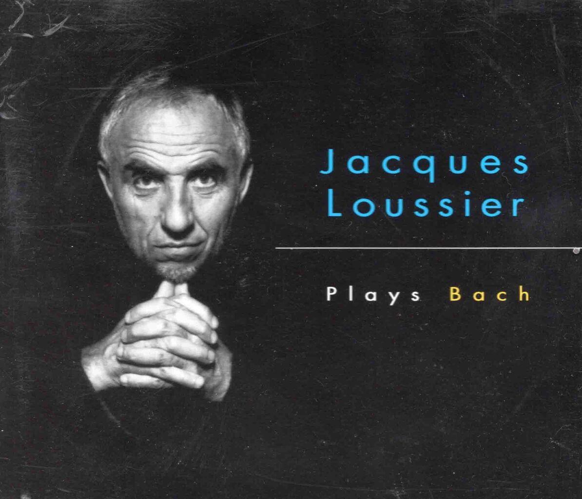 PLAYS BACH-1