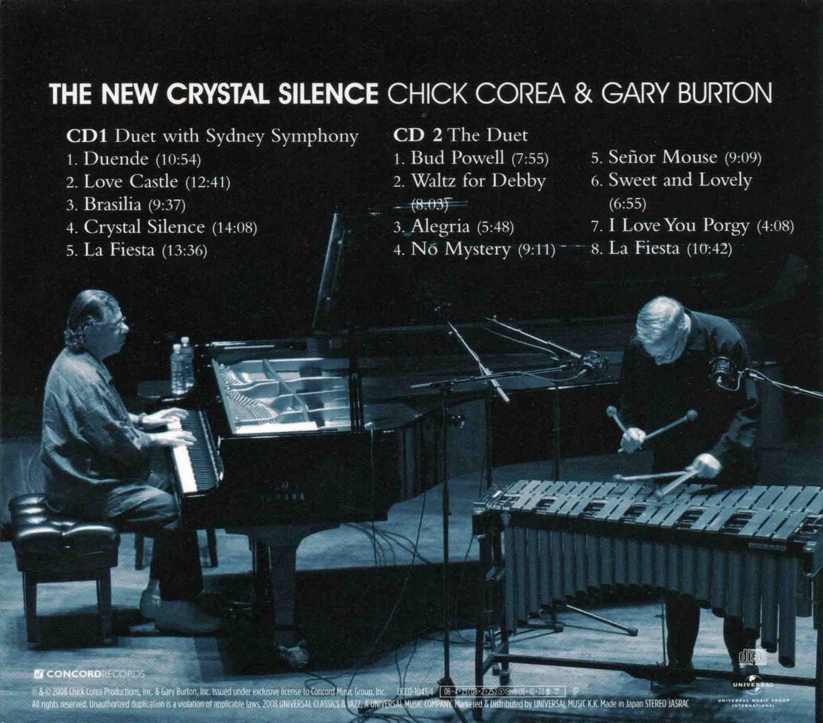 THE NEW CRYSTAL SILENCE-2
