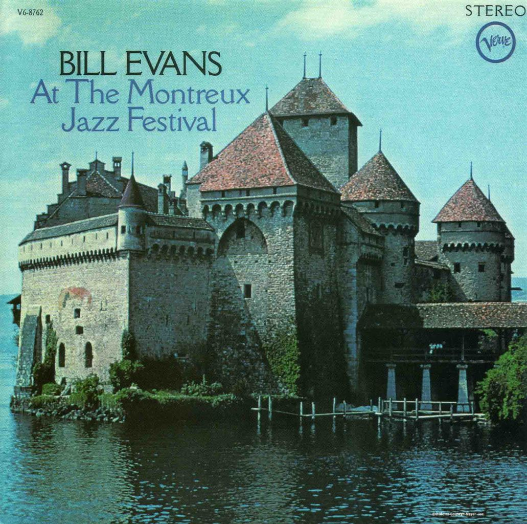 BILL EVANS AT THE MONTREUX JAZZ FESTIVAL-1