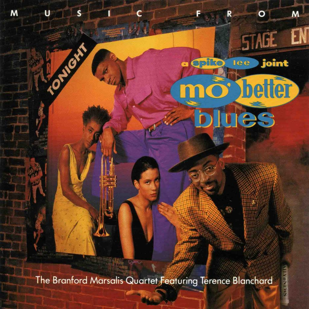 MUSIC FROM MO' BETTER BLUES-1