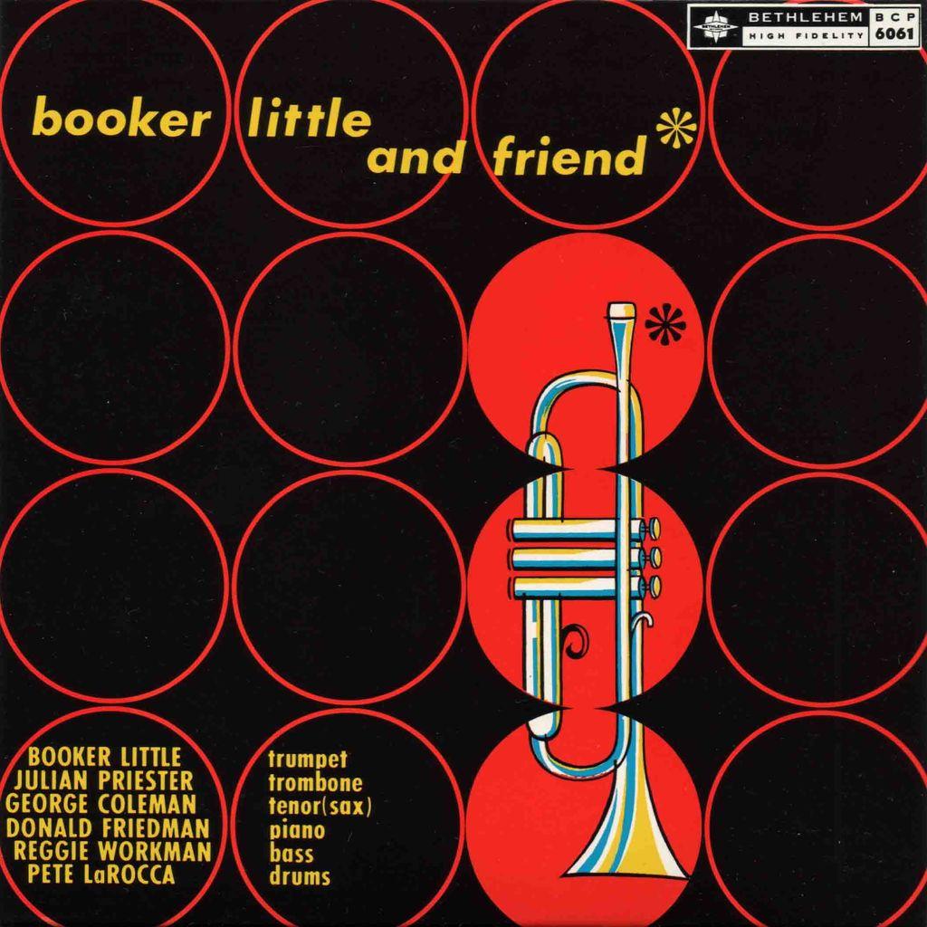 BOOKER LITTLE AND FRIEND-1