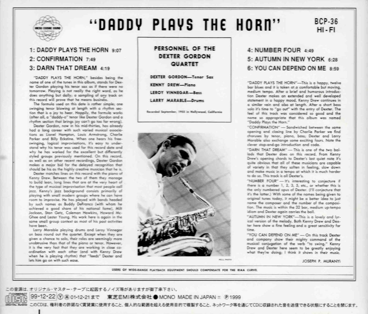 DADDY PLAYS THE HORN-2