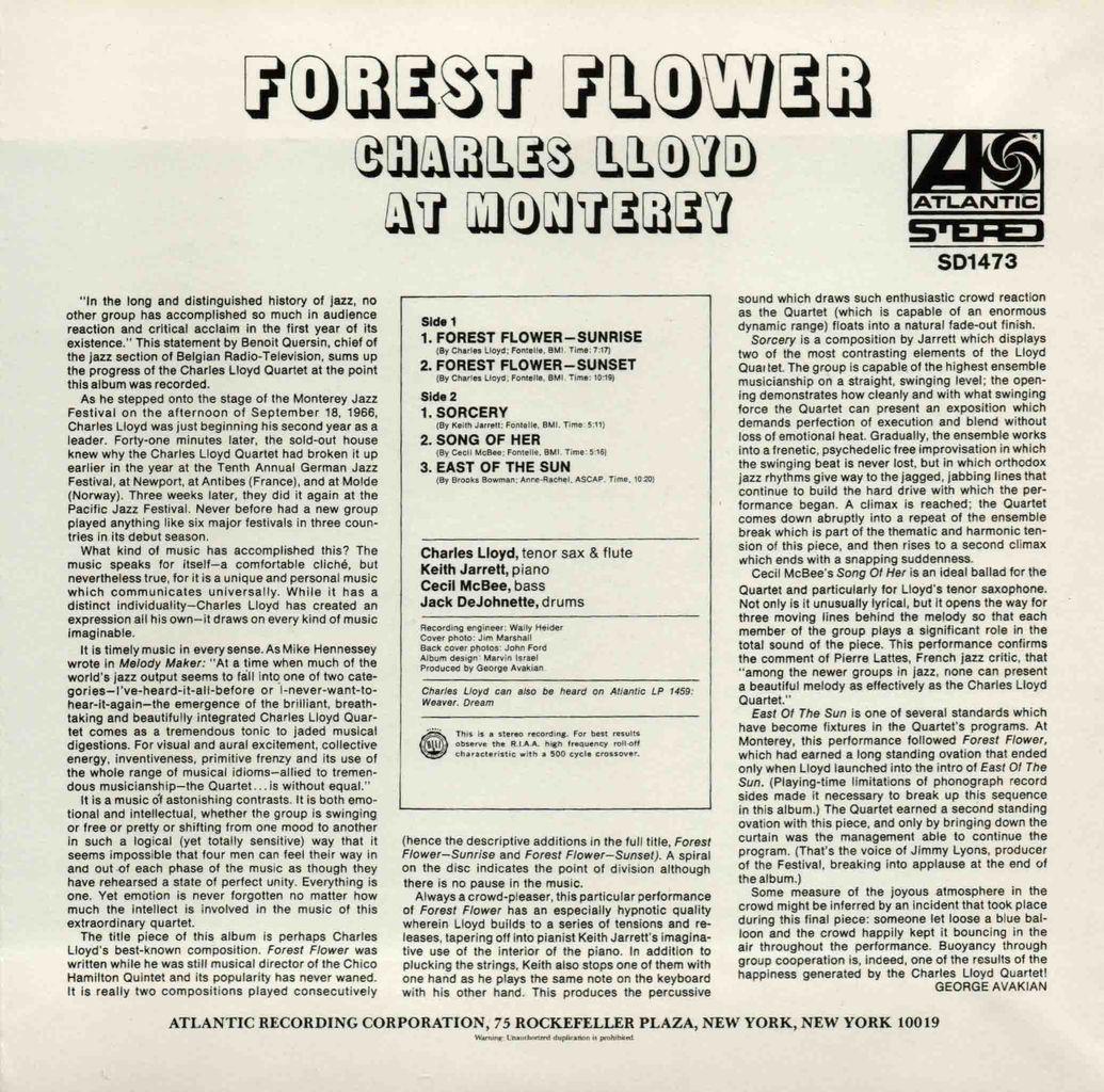 FOREST FLOWER-2