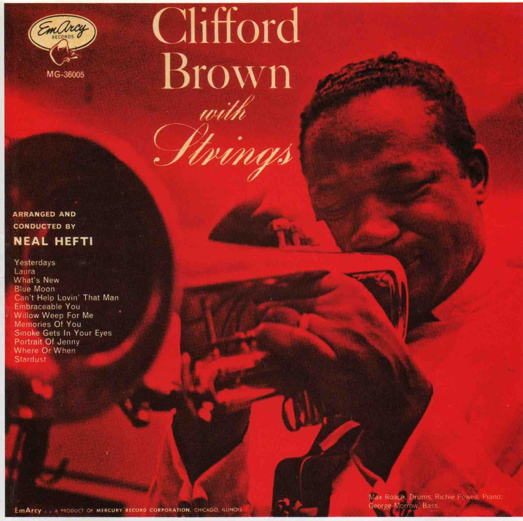 CLIFFORD BROWN WITH STRINGS-1