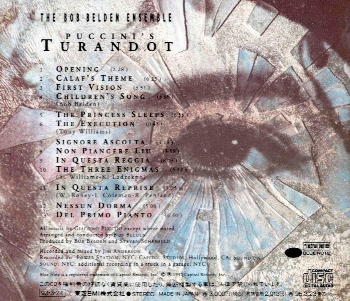 PUCCINI'S TURANDOT-2