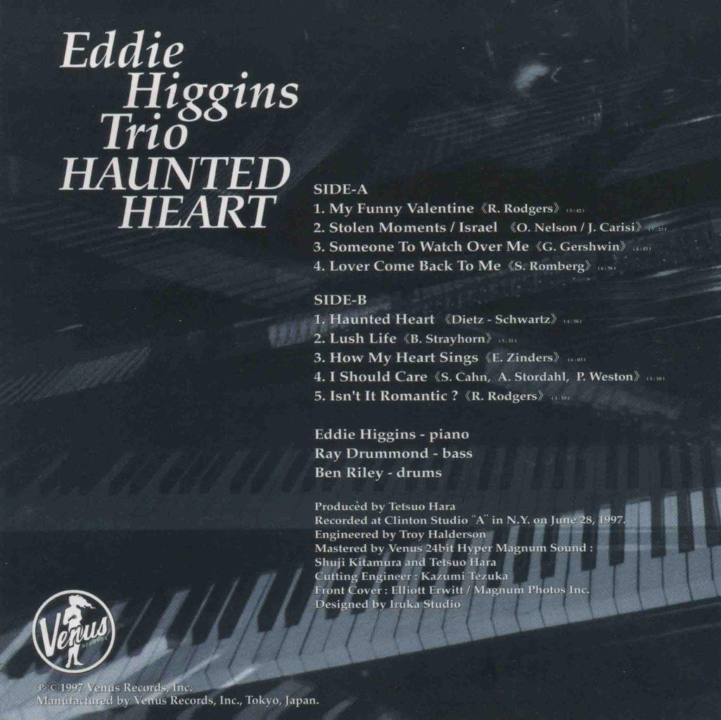 HAUNTED HEART-2