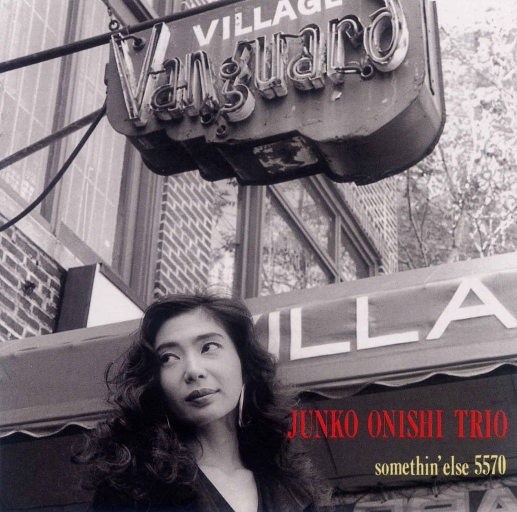JUNKO ONISHI LIVE AT THE VILLAGE VANGUARD-1