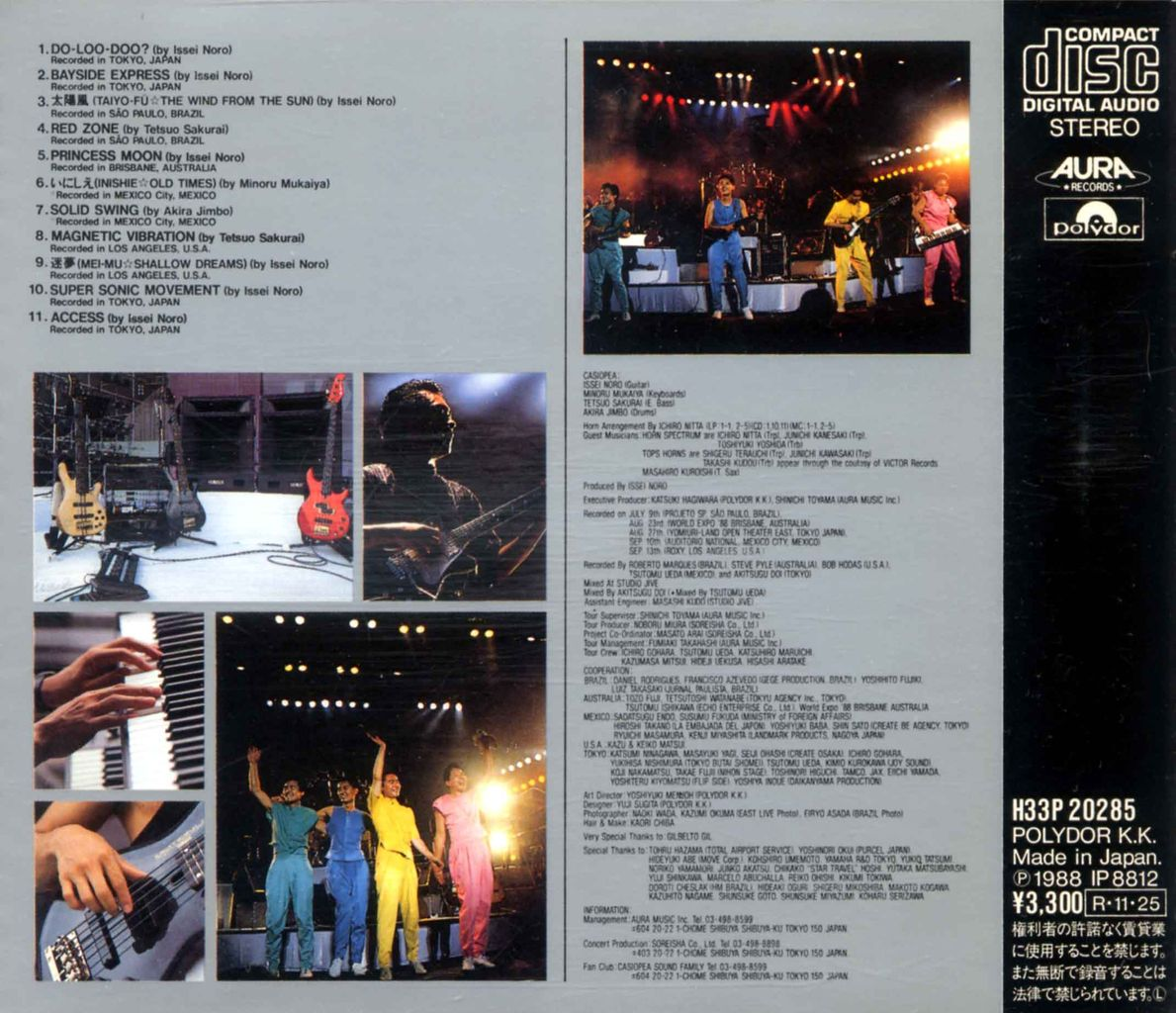 WORLD LIVE '88-2