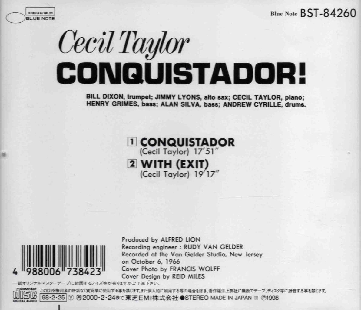 CONQUISTADOR!-2