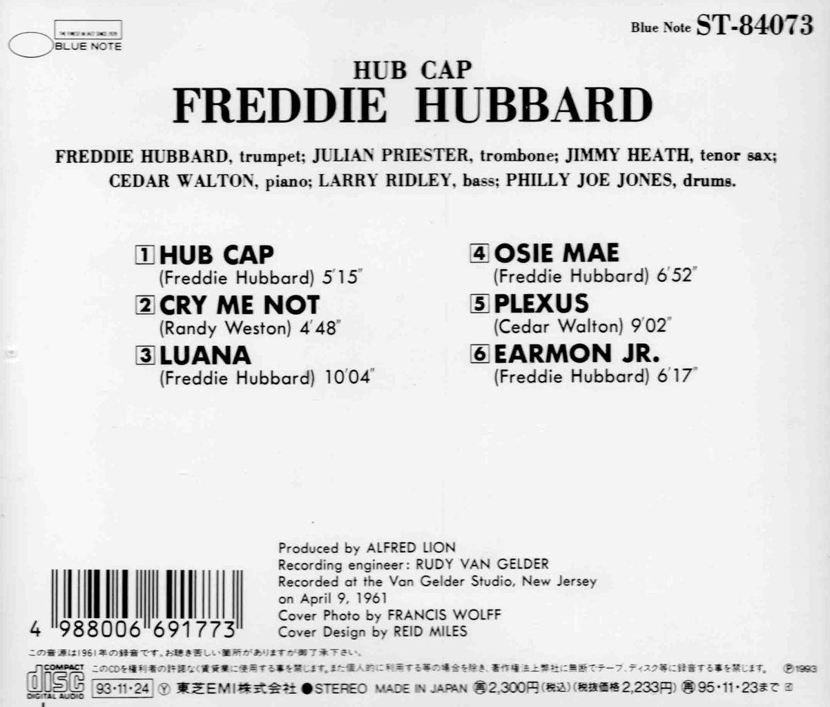 HUB CAP-2