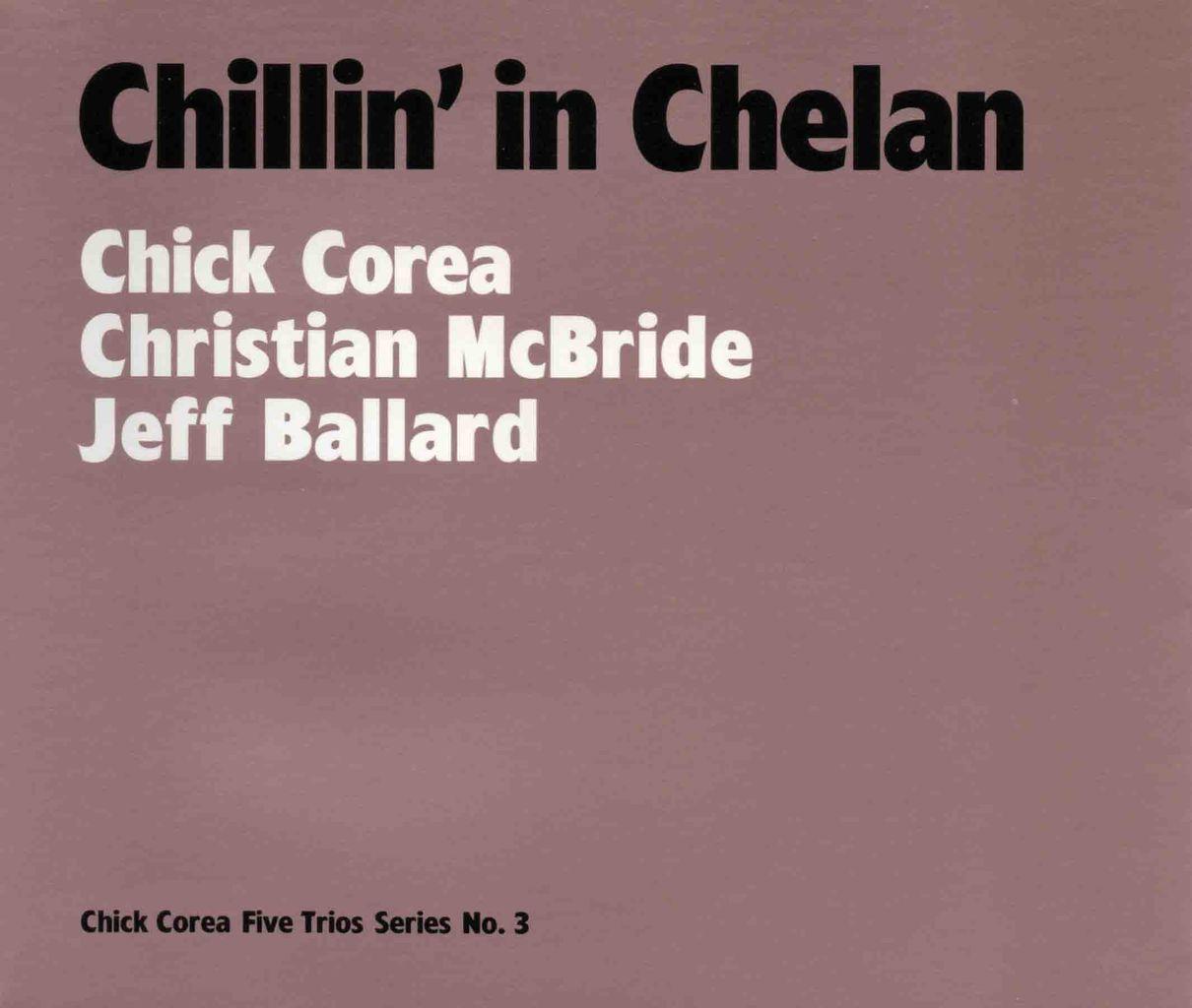 CHILLIN' IN CHELAN-1