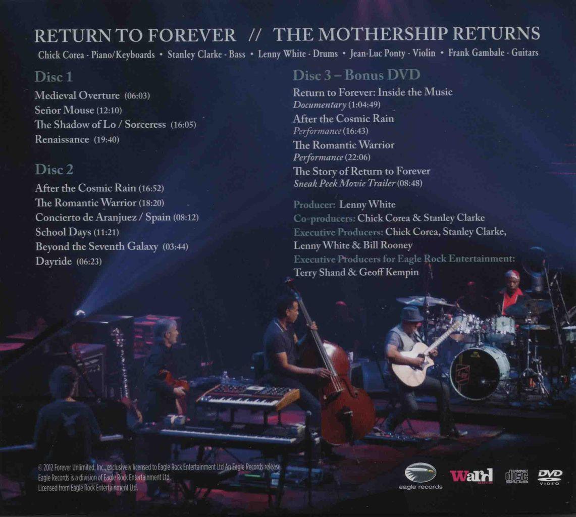 THE MOTHERSHIP RETURNS-2