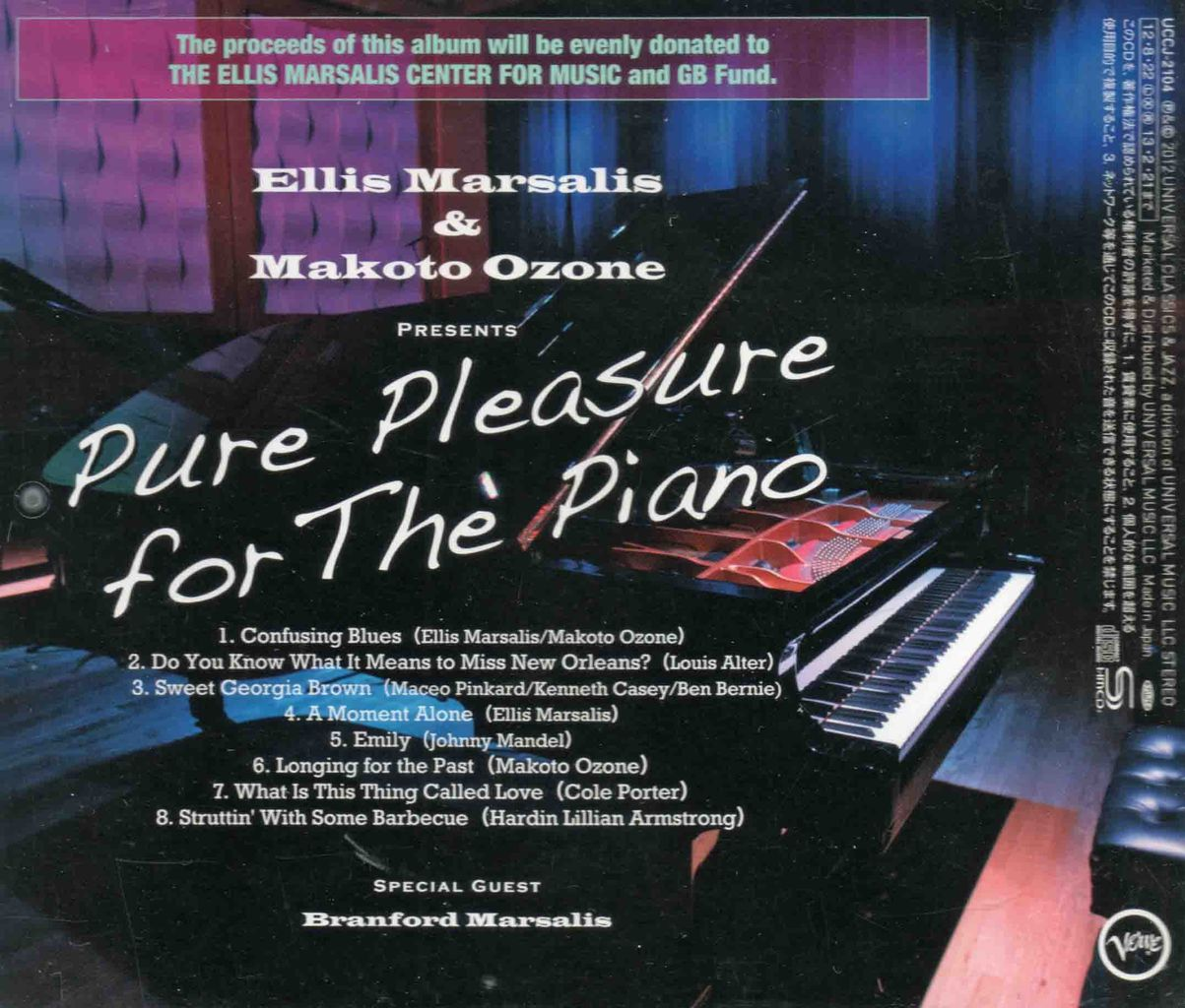 PURE PLEASURE FOR THE PIANO-2