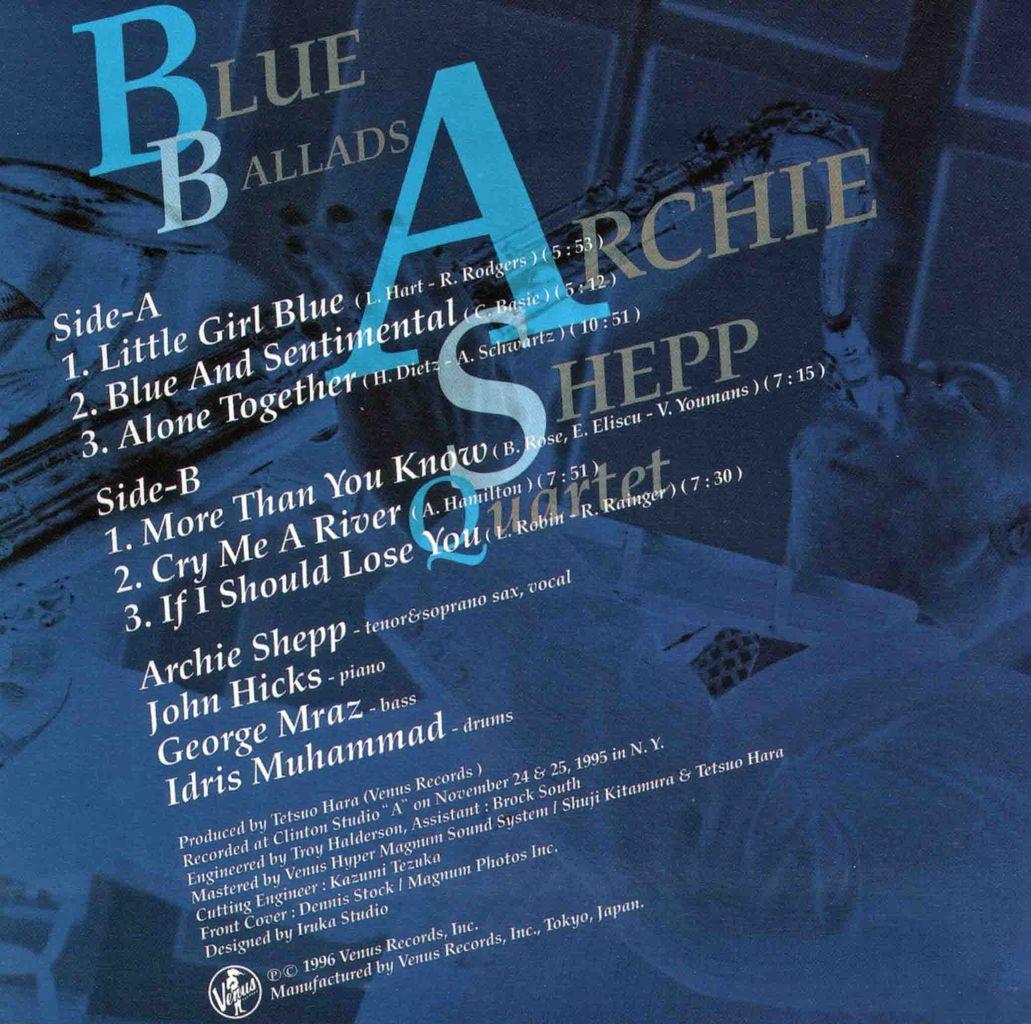 BLUE BALLADS-2